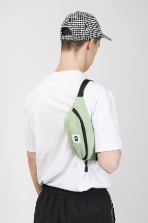 Hip Bag Mint Microfiber