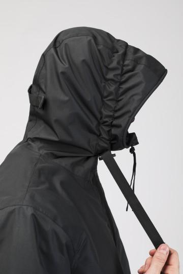Ветровка GH-L COR Черный Мембрана