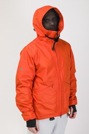 GH-L COR Windbreaker Orange Membrane