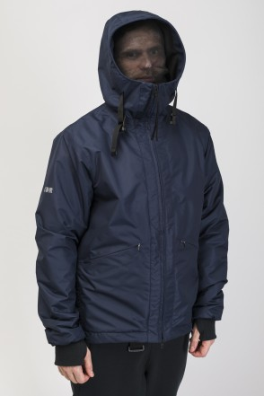 GH-L COR Windbreaker Ink Blue Membrane