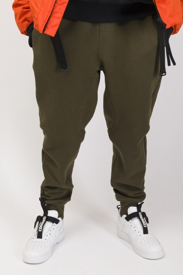 Basic COR Pants Army Green Dark