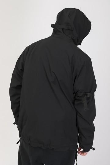 Легкий анорак Ank COR Черный