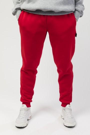 Штаны Basic Красный