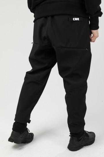 Штаны P-Shell 3 COR Черный