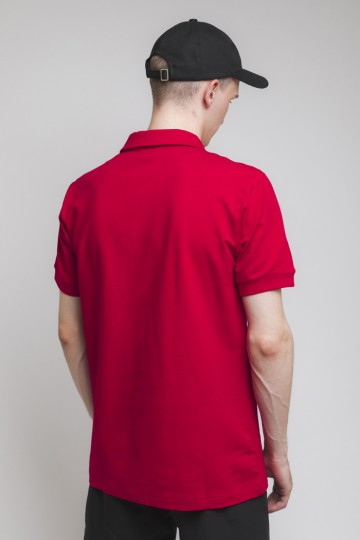 Scout Polo T-shirt Red