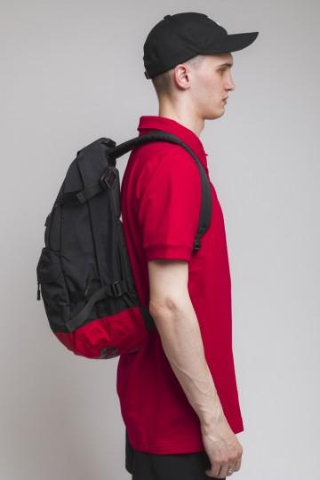 Рюкзак Action Черный/Красный/Черное Лого CODERED