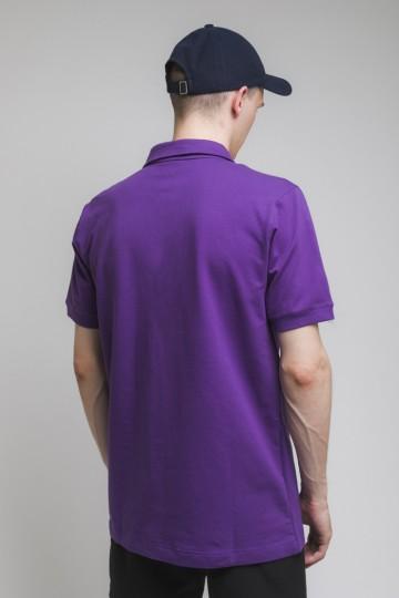 Поло Scout Фиолетовый