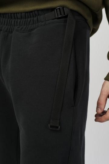 Штаны Basic COR Черный Теплый