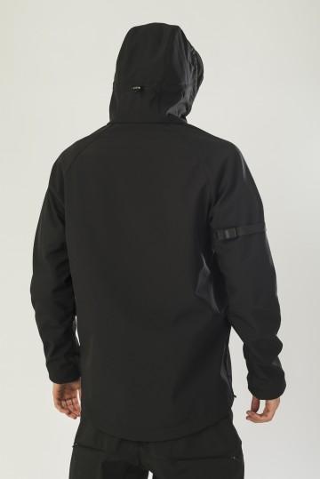 Анорак Ank Shell 4 NFC COR Черный\Серый
