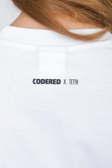 Футболка Regular X Tet91 495 Белый