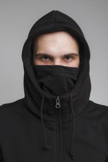 Толстовка The Mask Zip Summer Черный