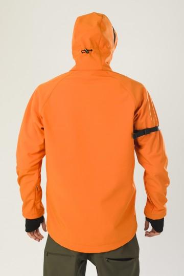 Анорак Ank Shell 4 NFC COR Оранжевый\Болотный