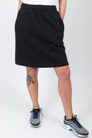 Simple Skirt Black