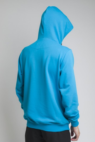 The Mask Summer Hoodie Sky Blue