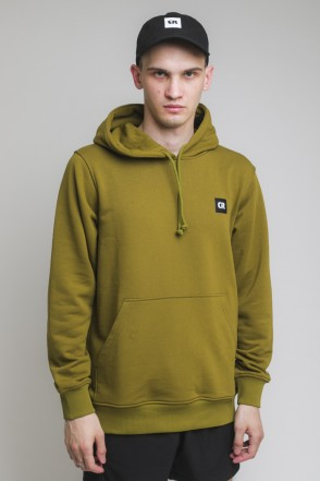 Base Hoodie Summer Army Green