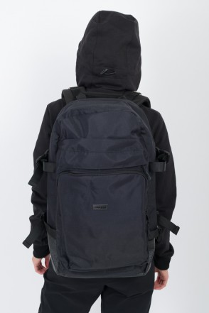 Tour Backpack Black/Black Kirza