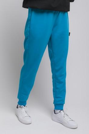 Basic Lady Summer Pants Sky Blue
