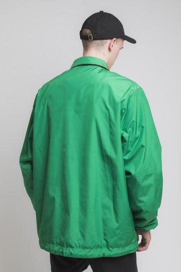 Coach Windbreaker Green