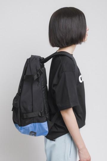 Рюкзак Action Черный/Голубой/Черное Лого CODERED