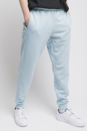 Basic Lady Summer Pants Light Blue