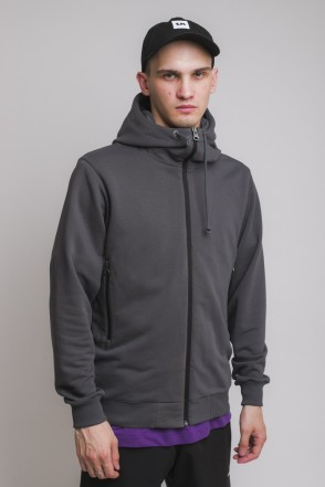 Sector Summer Hoodie City Gray