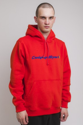 Hood Up Hoodie Scarlet Stomach Fantasy