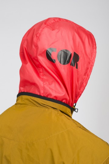 Куртка Hidden Front COR Оливковый Темный