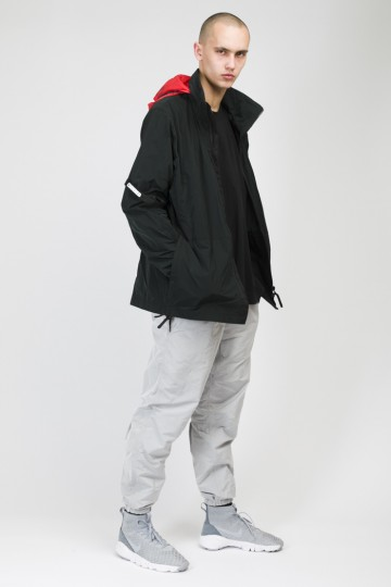 Куртка Hidden Front COR Черный Теплый