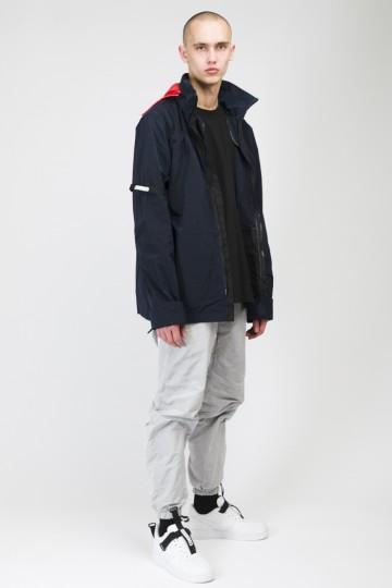 Куртка Hidden Front COR Синий Темный