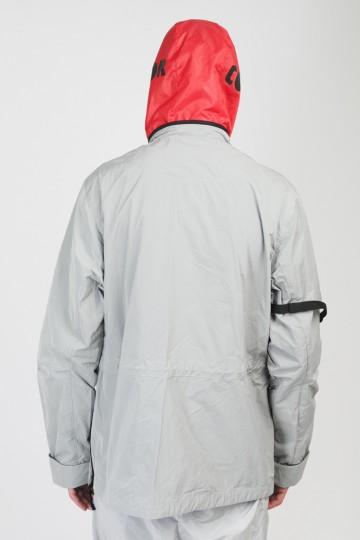 Куртка Hidden Front COR Цемент
