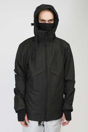 Argument 2 COR Jacket Black