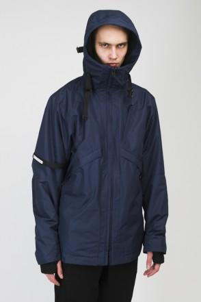 Куртка Argument 2 COR Синий Чернильный