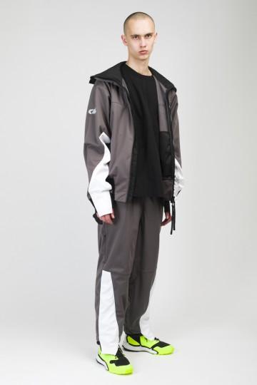 Куртка 2TRN Jacket COR Серый
