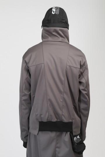 2TRN COR Jacket Gray