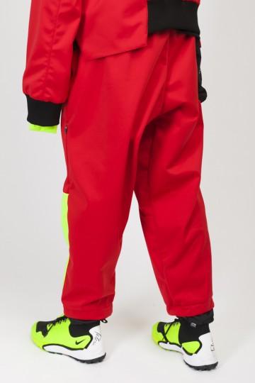 2TRN COR Pants Red
