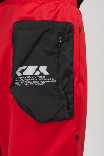 2TRN COR Jacket Red