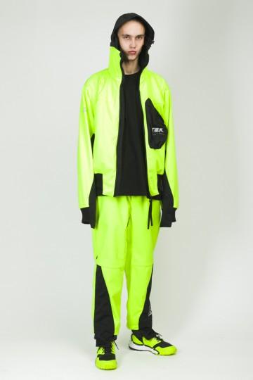 Куртка 2TRN Jacket COR Флюр Лимон