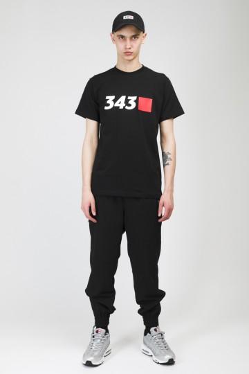 Футболка Regular X Tet91 343 Черный