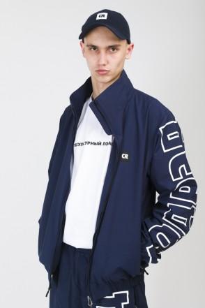 Куртка Train Up Синий Чернильный