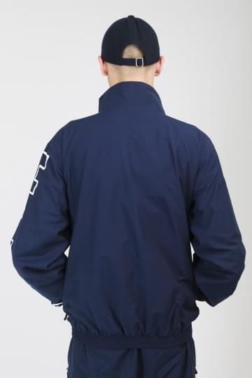 Train Up Track Jacket Ink Blue