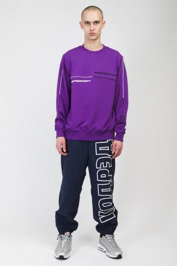Крюнек Piping Crew 2000 Фиолетовый/Черный/Белый