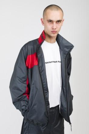 Megajacket Track Jacket Anthracite