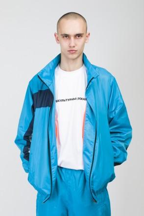 Megajacket Track Jacket Sky Blue