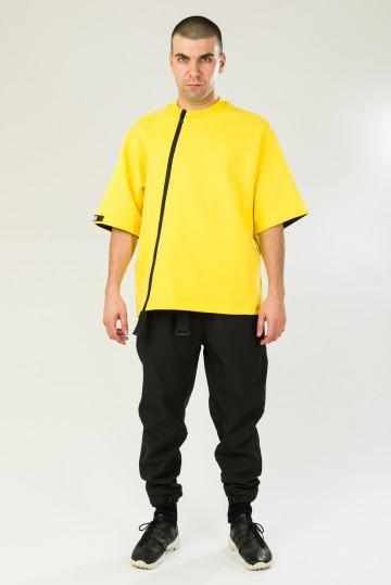 Футболка Z-T COR Желтый Свежий