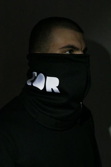 Шарф NCKW 2 COR Черный
