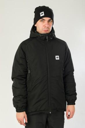 Nib 3 Jacket Black