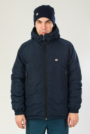 Куртка зимняя Nib 3 Синий Чернильный