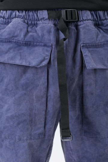 Штаны Cargo GD COR Синий Темный/Серый