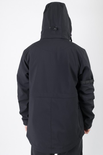 Safe 2 COR Jacket Black