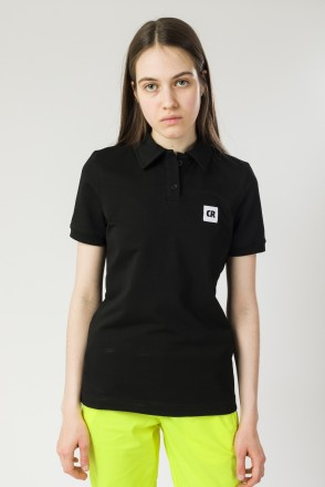 Side Polo Black